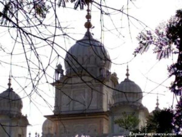 famous gurudwara in Gwalior fort