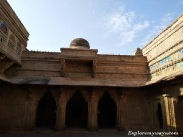 Man Singh Palace (Top floor)
