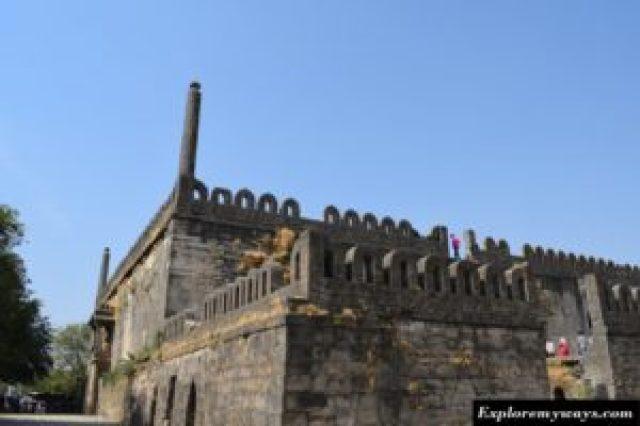Jama Maszid Uparkot fort