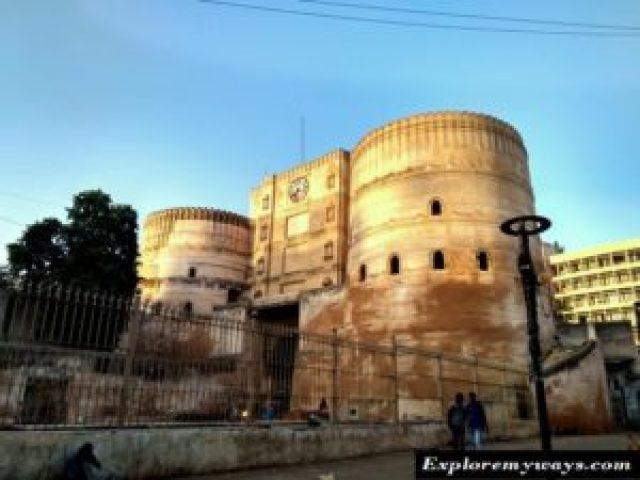 Bhadra Fort Ahmedabad heritage city