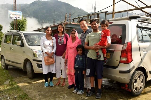 Phenzong family