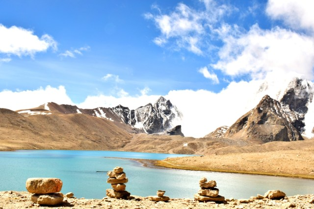 Gurudongmar lake highest in India
