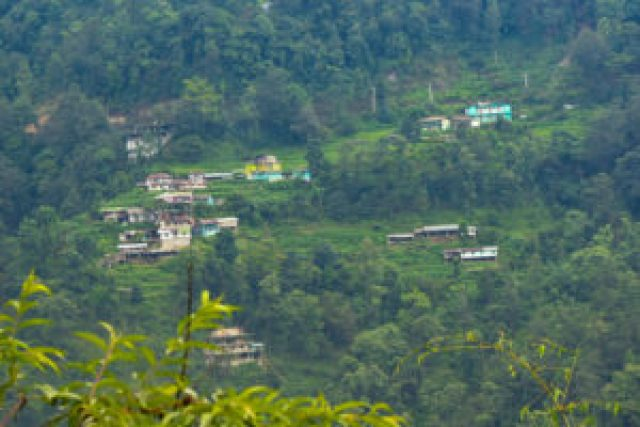 View from Phenzong