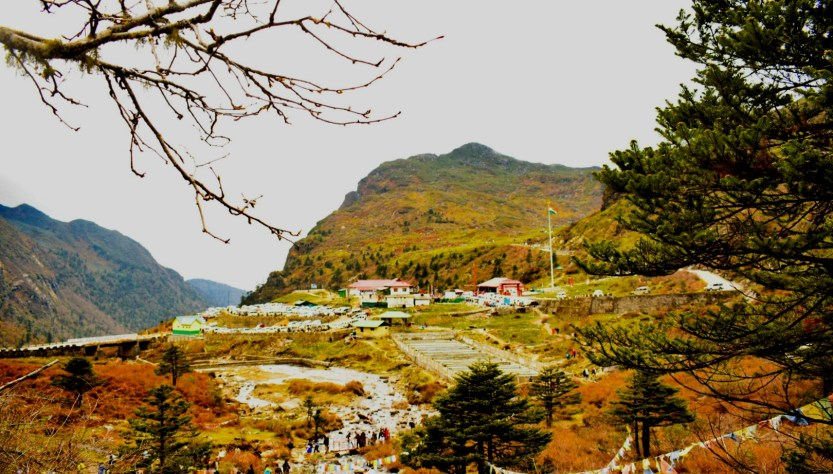 changu lake baba mandir trip from gangtok