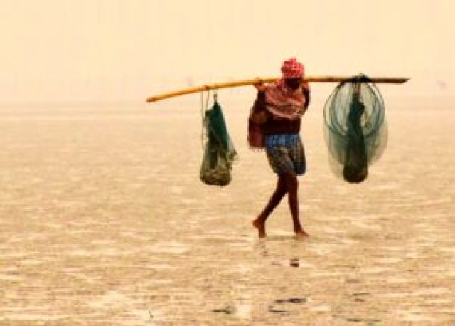Chandipur fisher man