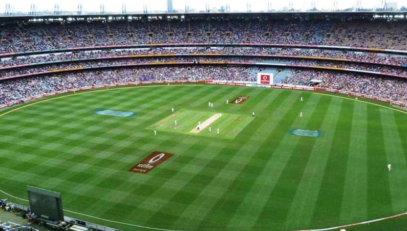 oldest cricket stadium india