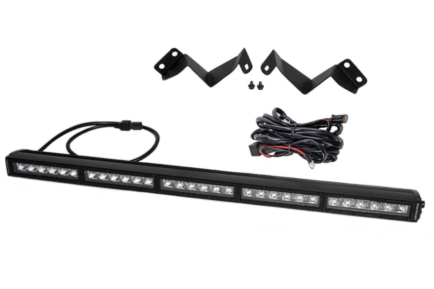 Diode Dynamics Toyota Tacoma Stealth Light Bar Kit