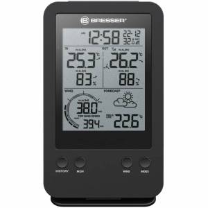 Bresser – Professional Wind Gauge 3-in-1