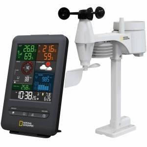 National Geographic – RC color weather Center 5-in-1