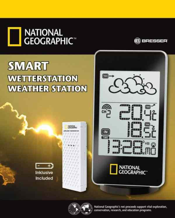 National Geographic – Weather Station Basic