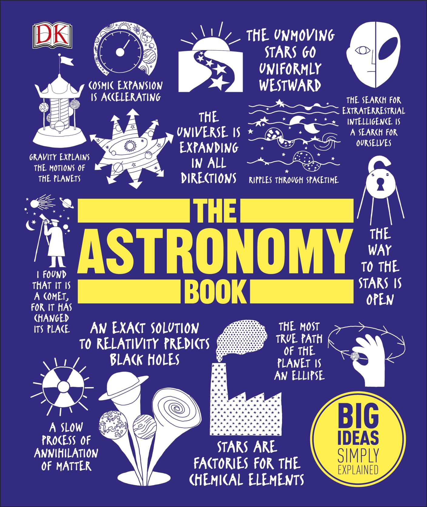 DK The Astronomy Book