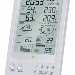Bresser – Weather Center 5-in-1 White