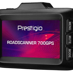 "RoadScanner 700GPS 1296p Super HD Car Dash Cam with 3"" Display"