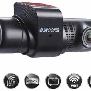 1080p HD WiFi Professional Car Dash Cam –  DVR-PRO