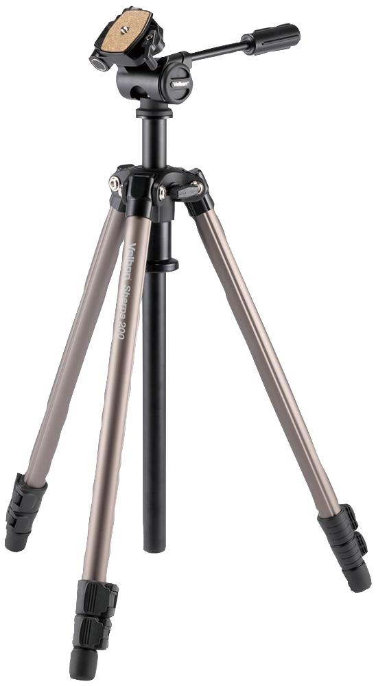 Sherpa 200 Tripod with One Touch Panhead –  200R+PH-157-GUNMETAL