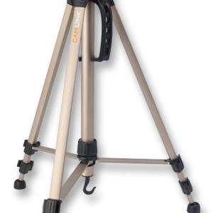 Aluminium Camera and Video Tripod – 145cm Maximum Height