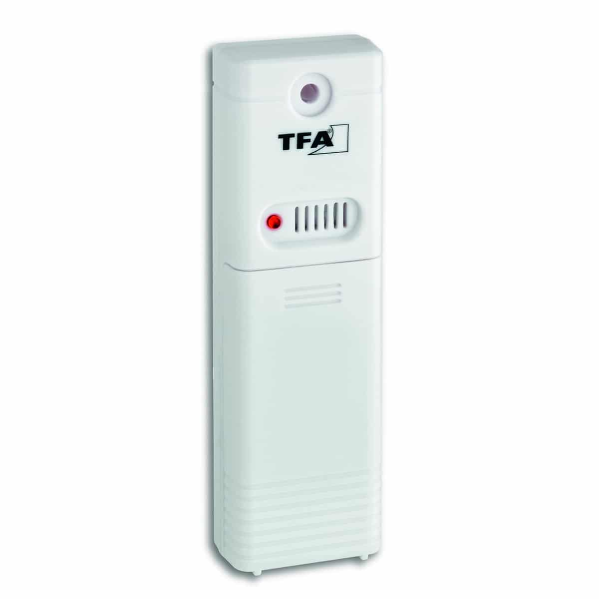 TFA – Wireless thermometer with SPIRA color display