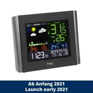 TFA – Wireless weather station with WLAN VIEW METEO