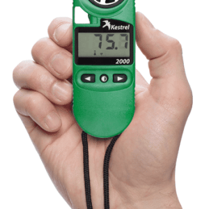 Kestrel 2000 Hand Held Thermo Anemometer