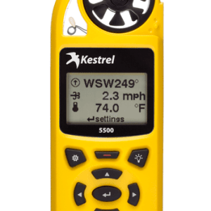 Kestrel 5500 Weather Meter
