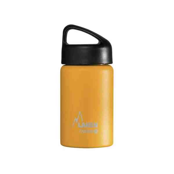 Laken – St.steel thermo bottle 18/8 – 0.35L – Yellow