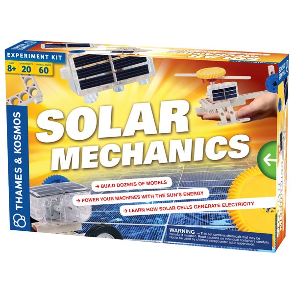 Thames & Kosmos Solar Mechanics Experiment Kit
