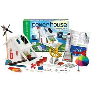 Thames & Kosmos Power House Sustainable Living