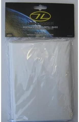 Portable Toilet Replacement Bags