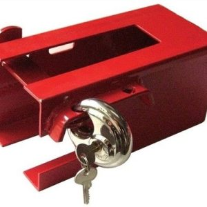 Open Box-type Coupling Lock