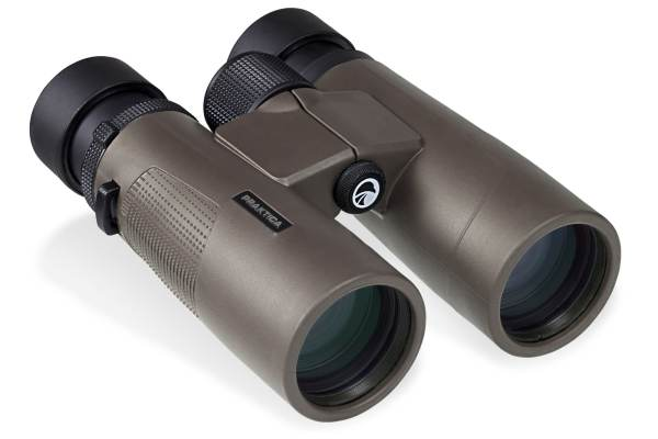 PRAKTICA Pioneer R 10 x 42 mm Binoculars – Brown