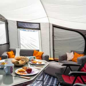 OLPRO – Endeavour 7 Berth Family Tent