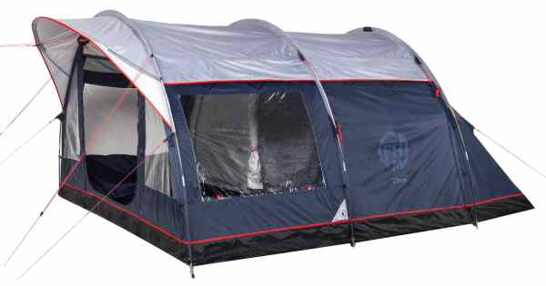 Libra 4 FHM Arc frame camping tent