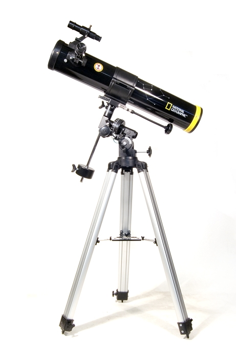 Bresser National Geographic 76/700 EQ Telescope