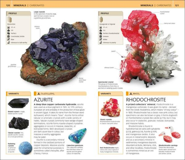 DK – Nature Guide Rocks and Minerals