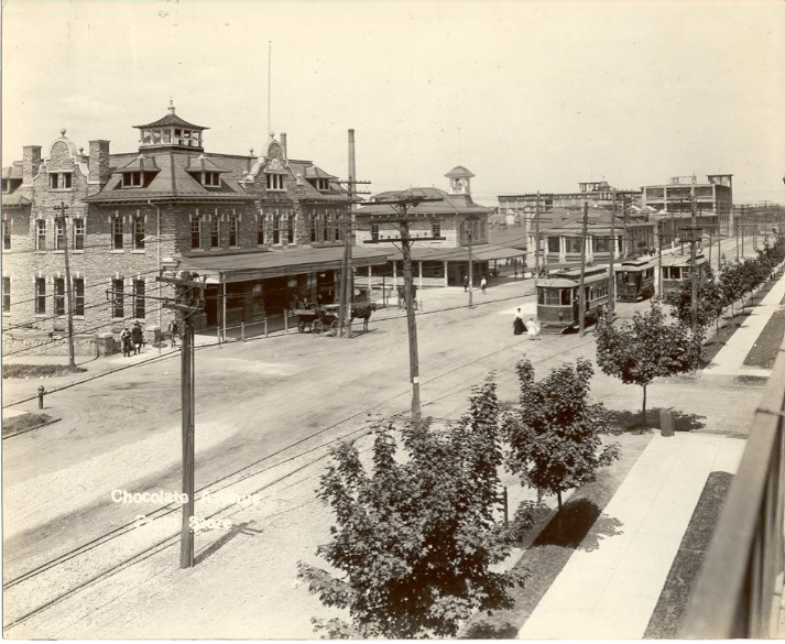 Image result for hershey pennsylvania 1912