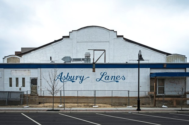 Asbury Lanes is closed for renovations as of December 2016.