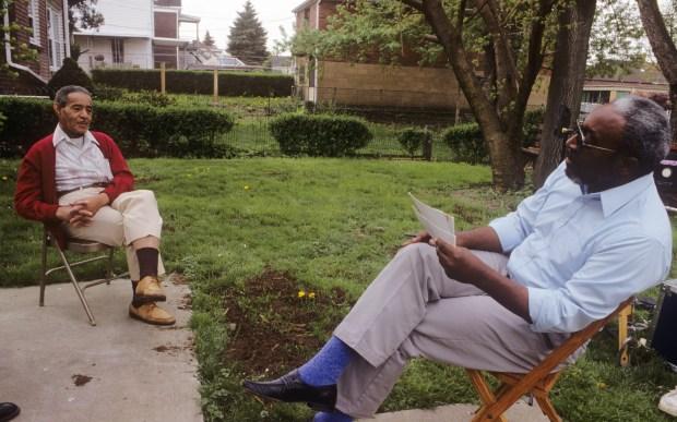 Henderson interviews Ashton Allen.