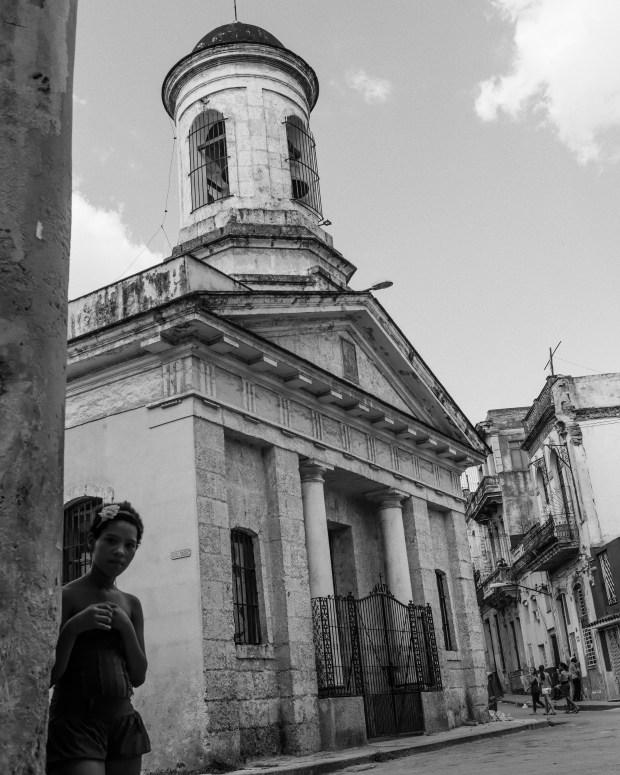 Judas Tadeo church in Barrio de Los Sitios.