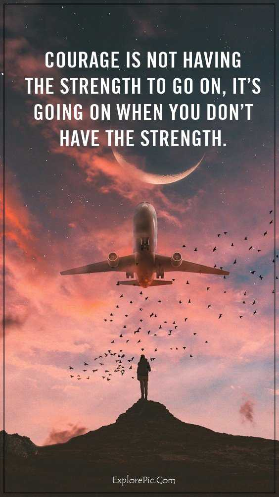 Life Storms Quotes Strength