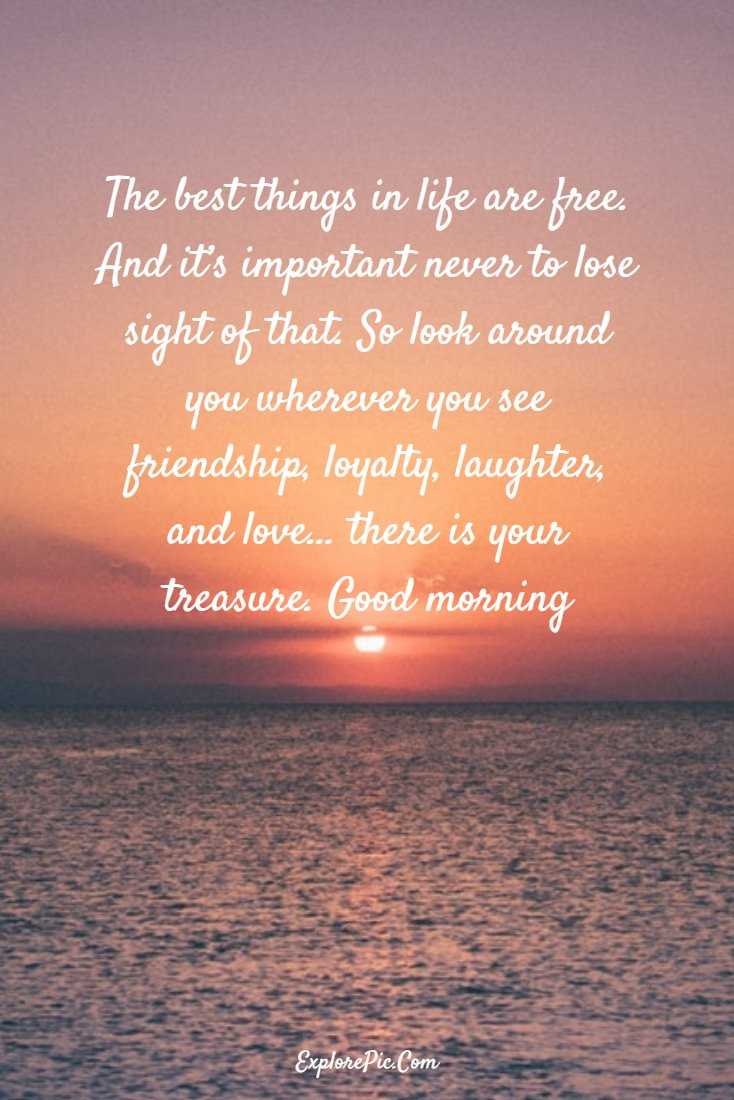 100 Beautiful Good Morning Quotes Sayings About Life 9