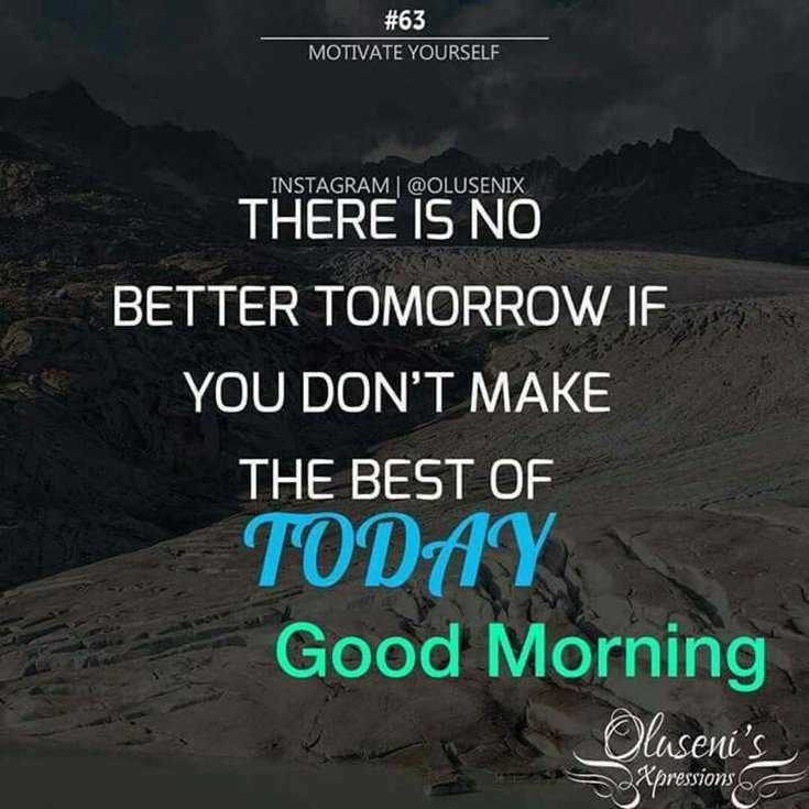 34 Of The Good Morning Quotes And Images Positive Energy For Good
