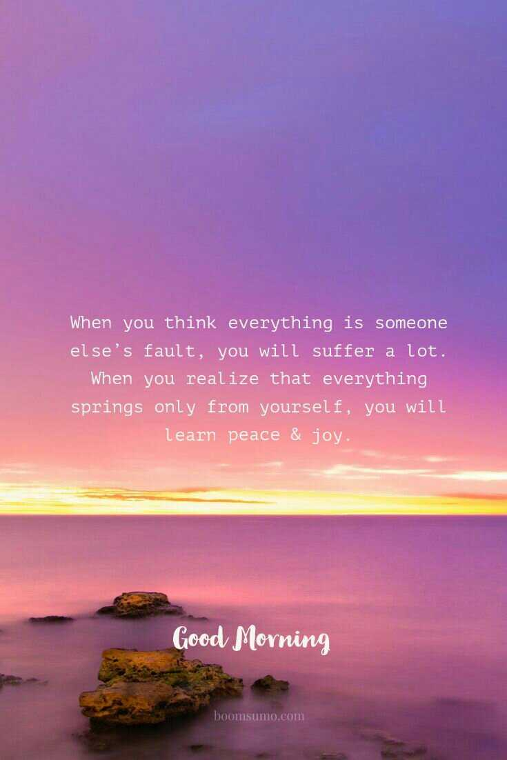 Good Morning Quotes About on Life Sayings
