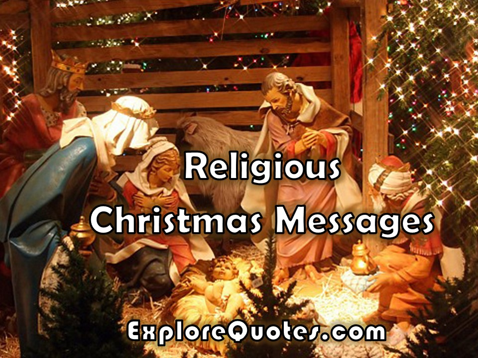 Religious Christmas Messages Images Pictures For WhatsApp Facebook 2019