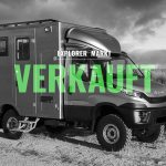 Verkauft Iveco Daily 4x4 Offroad Wohnmobil Expeditionsmobil Explorer Magazin