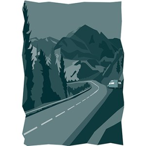 Mountain Road Design