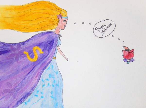 Super-Princesse