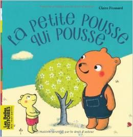 livre enfants nature printemps plantes amitié