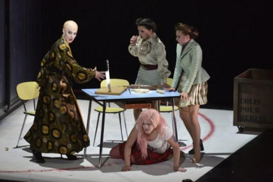 emmener ses enfants au spectacle opéra théâtre marionnettes cirque