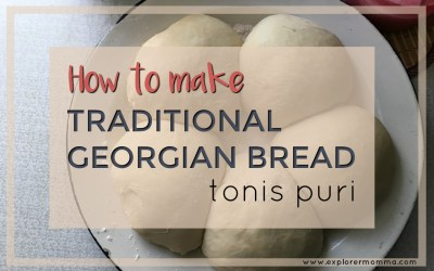 How To Make Traditional Georgian Bread