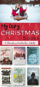 Christmas Books for Adults pin